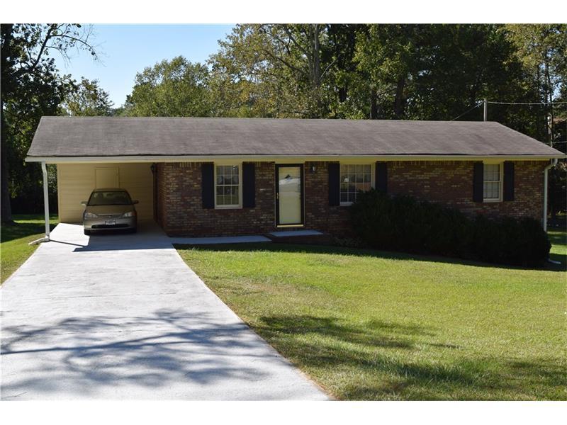 1250 Yates Avenue, Austell, GA 30106 (MLS #5759670) :: North Atlanta Home Team