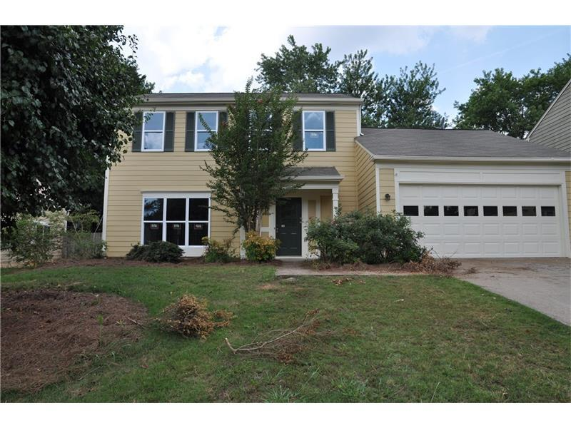 10740 Mortons Circle, Alpharetta, GA 30022 (MLS #5759704) :: North Atlanta Home Team