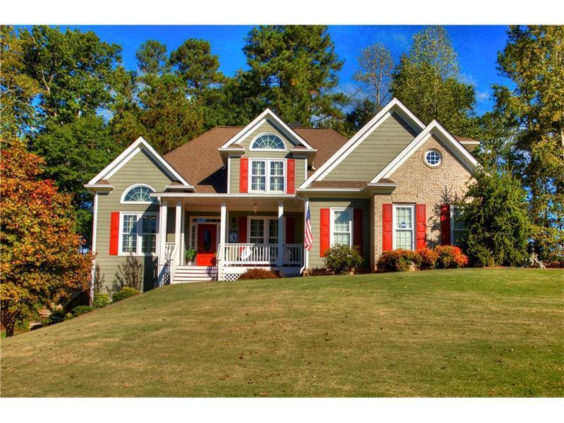 325 Oak Hill Lane, Canton, GA 30115 (MLS #5759727) :: North Atlanta Home Team