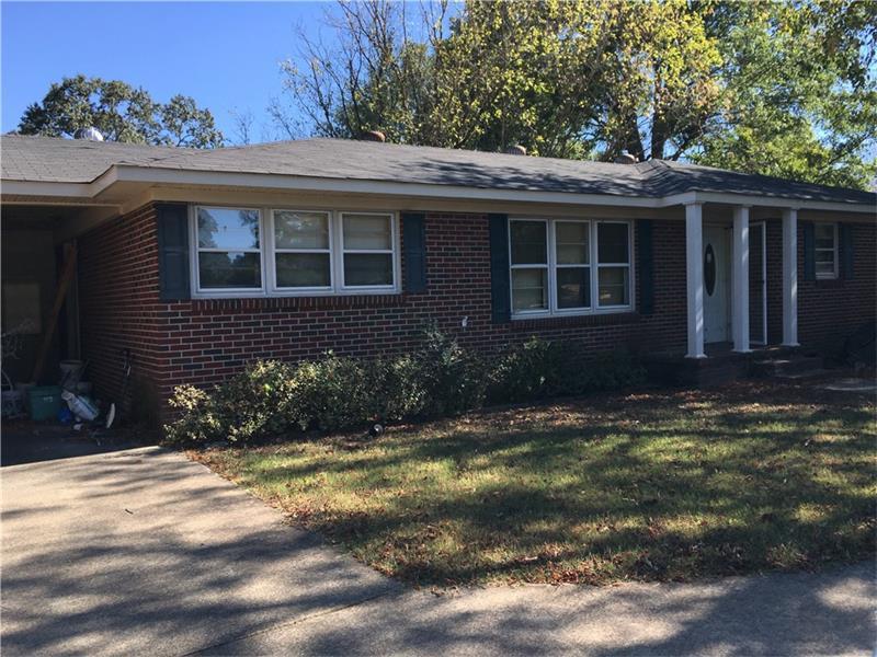 266 Maple Drive, Cedartown, GA 30125 (MLS #5759784) :: North Atlanta Home Team