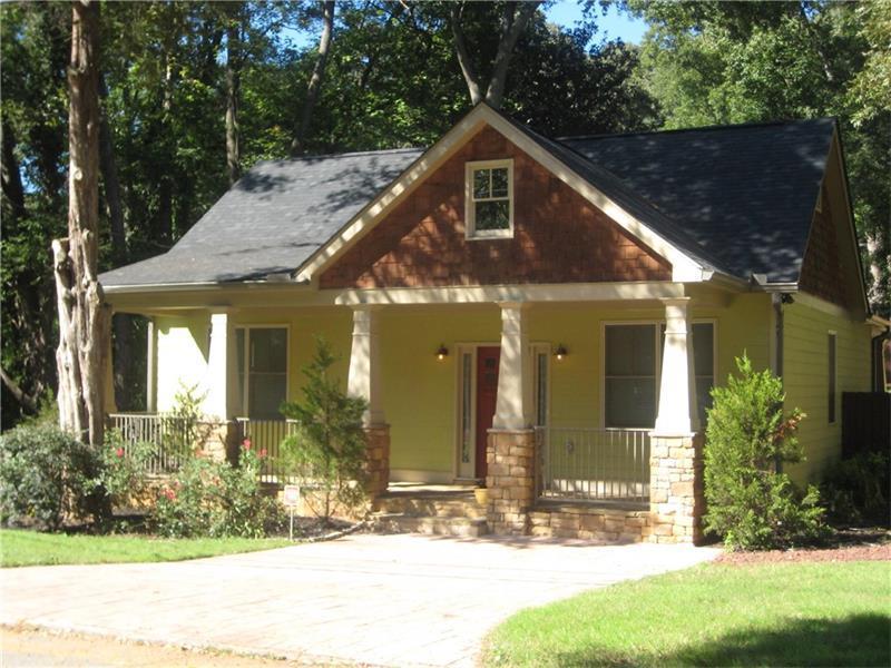 1324 Wylie Street SE, Atlanta, GA 30317 (MLS #5759797) :: North Atlanta Home Team