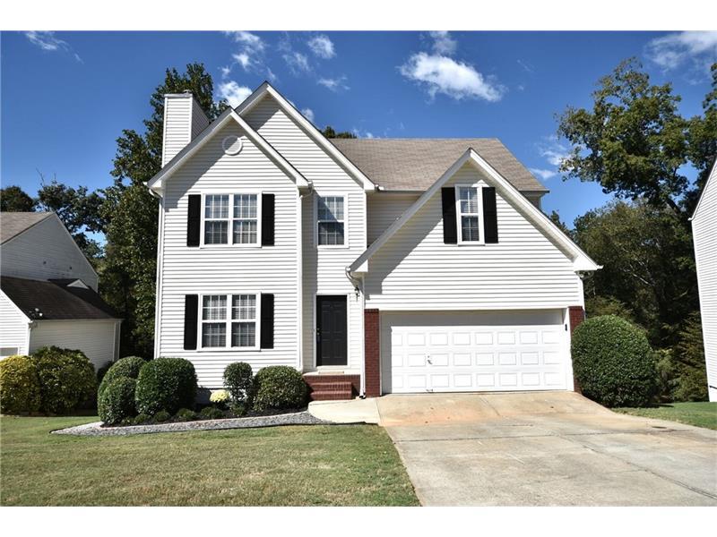 1036 Yellow River Drive, Lawrenceville, GA 30043 (MLS #5759836) :: North Atlanta Home Team