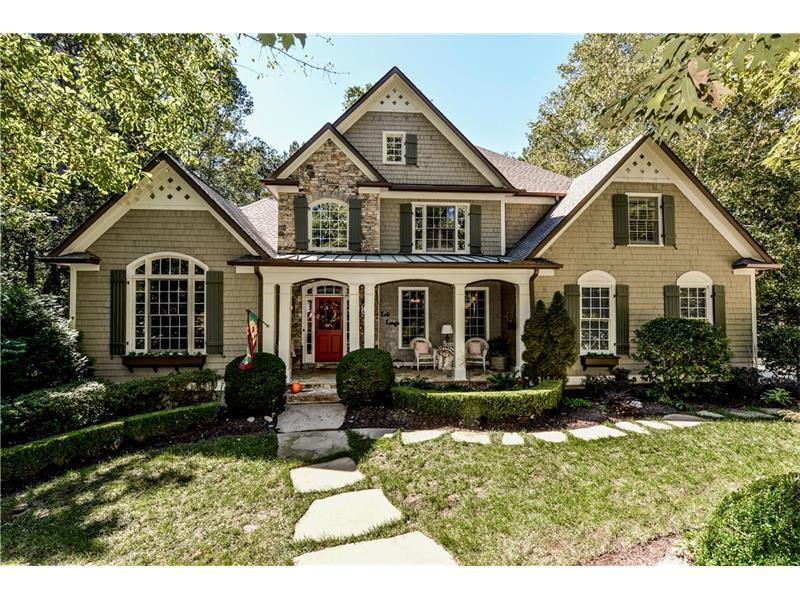 3160 Trout Place Road, Cumming, GA 30041 (MLS #5759838) :: North Atlanta Home Team