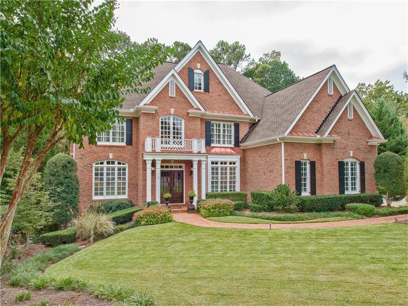 5116 Sapphire Drive, Marietta, GA 30068 (MLS #5759854) :: North Atlanta Home Team