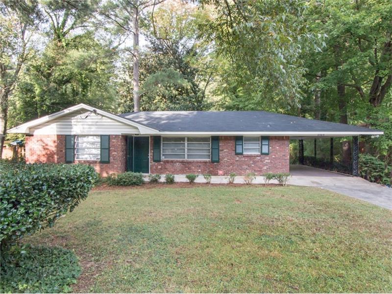2383 Springdale Circle SW, Atlanta, GA 30315 (MLS #5759884) :: North Atlanta Home Team