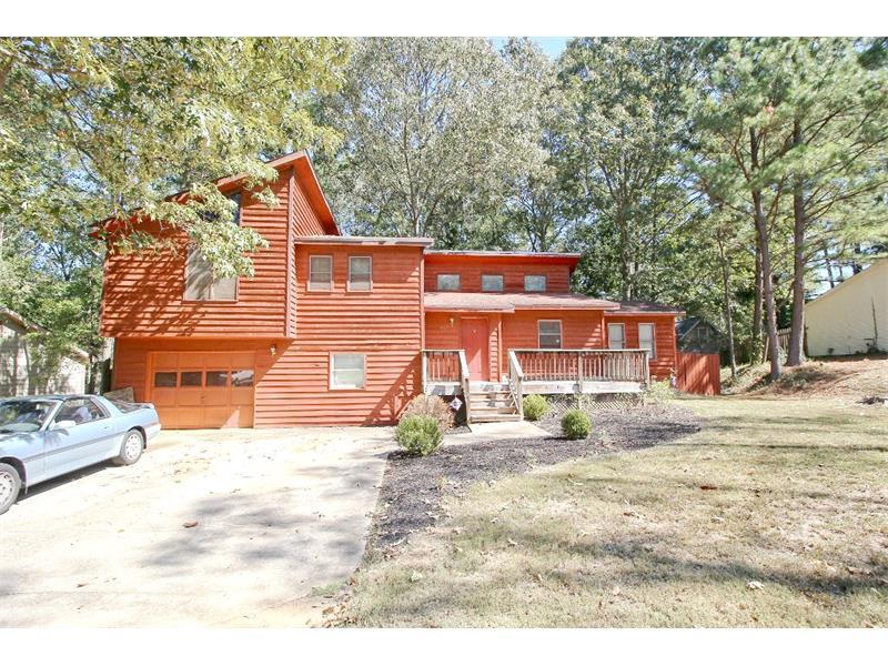 805 Wayside Drive, Lawrenceville, GA 30046 (MLS #5759887) :: North Atlanta Home Team