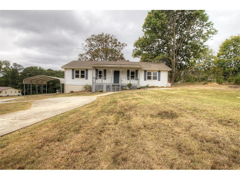 412 Cannon Farm Road SW, Oxford, GA 30054 (MLS #5759926) :: North Atlanta Home Team