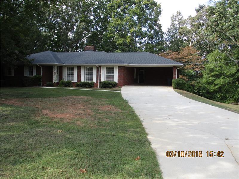 564 Mountain View Circle, Gainesville, GA 30501 (MLS #5759942) :: North Atlanta Home Team