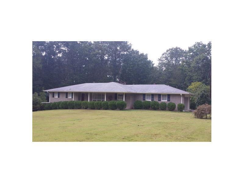 1132 Hwy 78, Tallapoosa, GA 30176 (MLS #5759949) :: North Atlanta Home Team