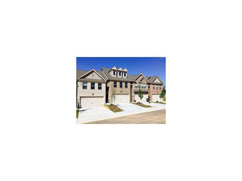 4874 Stratford Lane #29, Johns Creek, GA 30022 (MLS #5759981) :: North Atlanta Home Team