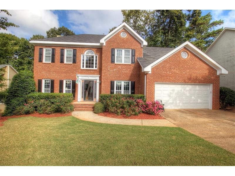 645 Prestonwood Drive, Lawrenceville, GA 30043 (MLS #5759998) :: North Atlanta Home Team