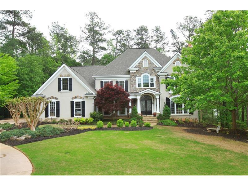 940 Tiverton Lane, Alpharetta, GA 30022 (MLS #5760047) :: North Atlanta Home Team