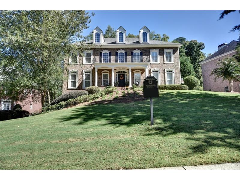 1785 Briergate Drive, Duluth, GA 30097 (MLS #5760069) :: North Atlanta Home Team