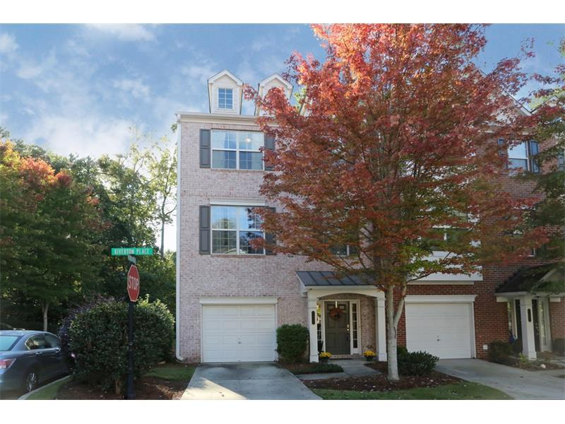 7927 Kiverton Place, Sandy Springs, GA 30350 (MLS #5760082) :: North Atlanta Home Team