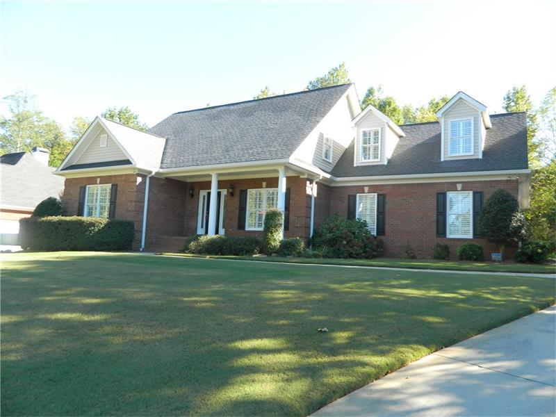 6595 Pond View Court, Clermont, GA 30527 (MLS #5760099) :: North Atlanta Home Team