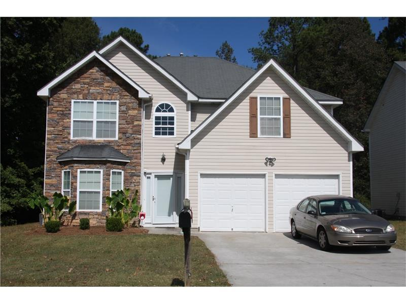 8218 Champion Trail, Fairburn, GA 30213 (MLS #5760157) :: North Atlanta Home Team