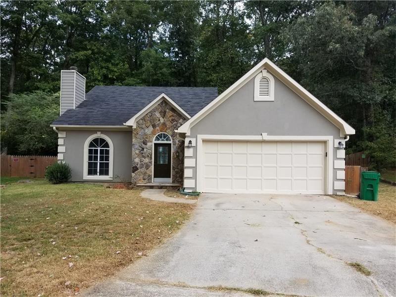 1003 Oakwood Chase Circle, Stone Mountain, GA 30083 (MLS #5760170) :: North Atlanta Home Team