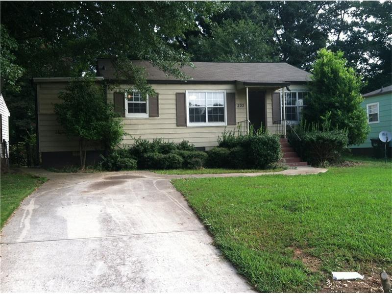 233 Birch Street, Hapeville, GA 30354 (MLS #5760273) :: North Atlanta Home Team