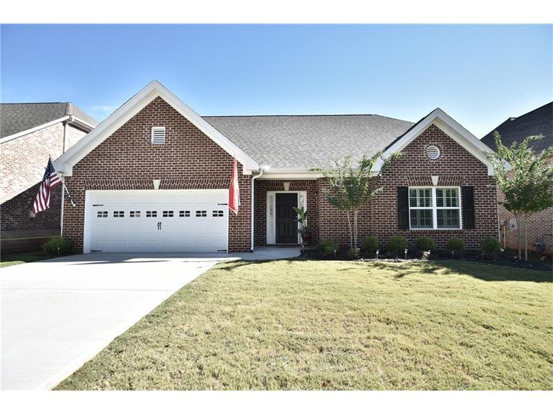 689 Retreat Drive, Dacula, GA 30019 (MLS #5760291) :: North Atlanta Home Team