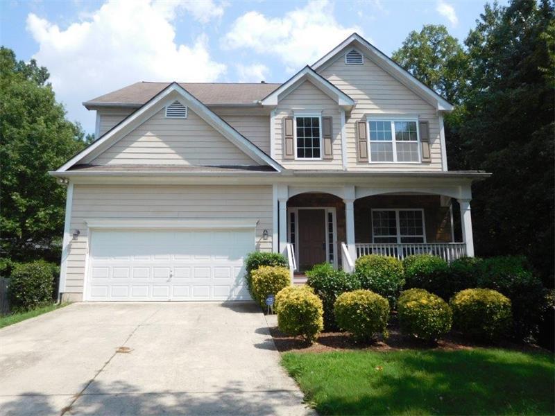 3101 Delacorte Drive, Acworth, GA 30101 (MLS #5760299) :: North Atlanta Home Team