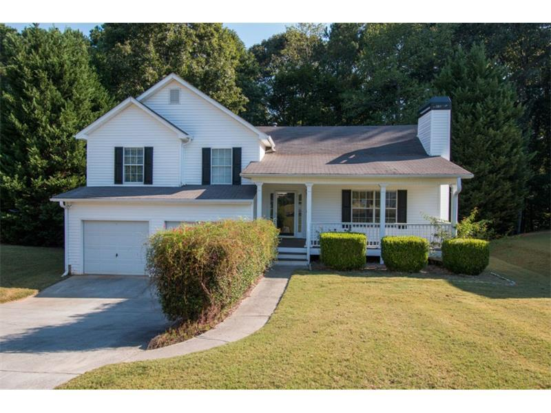 3688 Autumn View Drive, Acworth, GA 30101 (MLS #5760357) :: North Atlanta Home Team