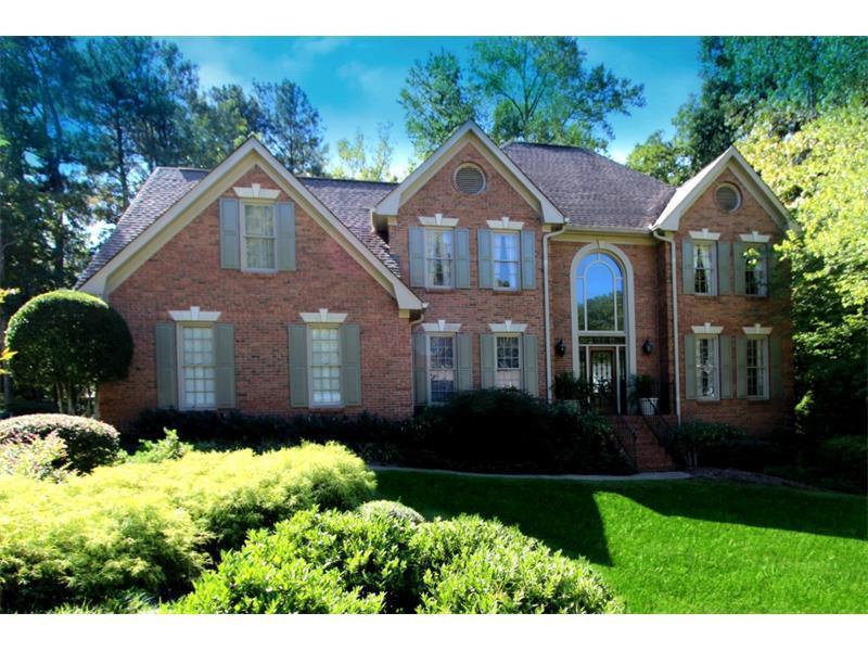545 Crossgate Trail, Johns Creek, GA 30022 (MLS #5760371) :: North Atlanta Home Team