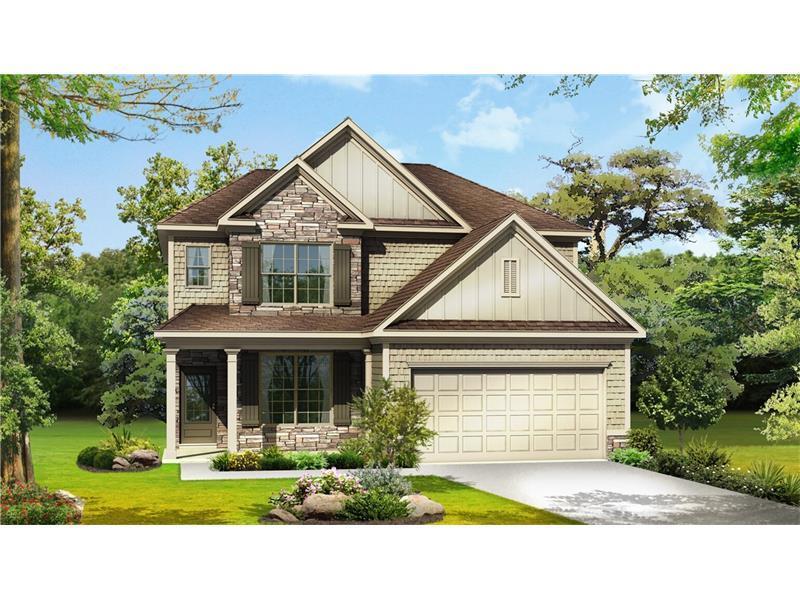 2440 St. Andrews Ridge, College Park, GA 30337 (MLS #5760377) :: North Atlanta Home Team