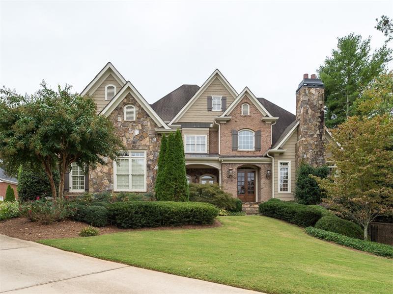 3550 Langley Oaks Court SE, Marietta, GA 30067 (MLS #5760420) :: North Atlanta Home Team