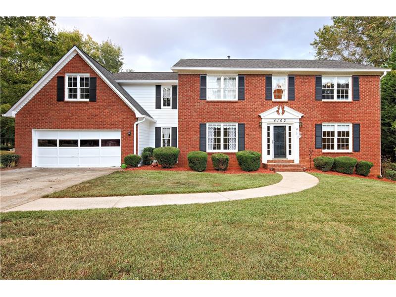 4162 Wash Lee Court, Lilburn, GA 30047 (MLS #5760454) :: North Atlanta Home Team