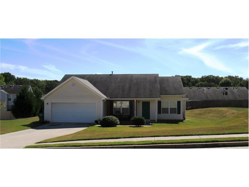 329 Shenandoah Circle, Winder, GA 30680 (MLS #5760466) :: North Atlanta Home Team