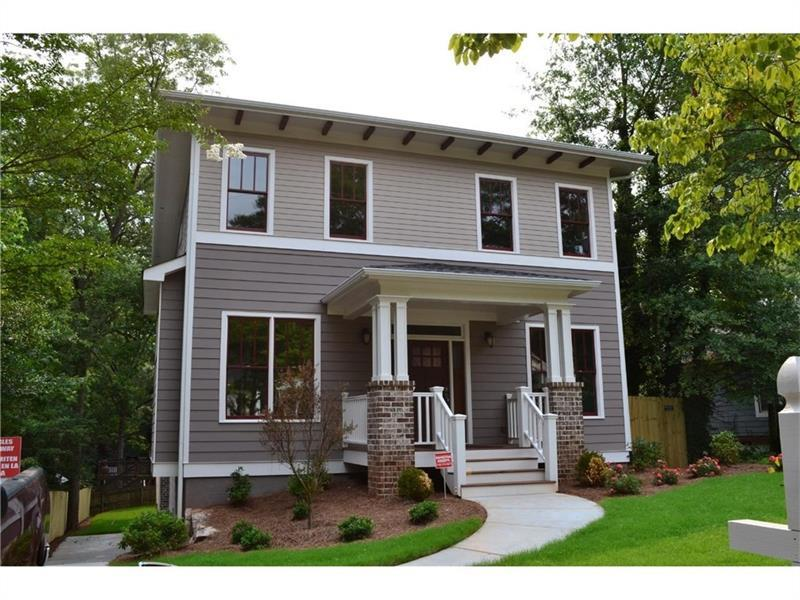 80 Mortimer Street SE, Atlanta, GA 30317 (MLS #5760469) :: North Atlanta Home Team