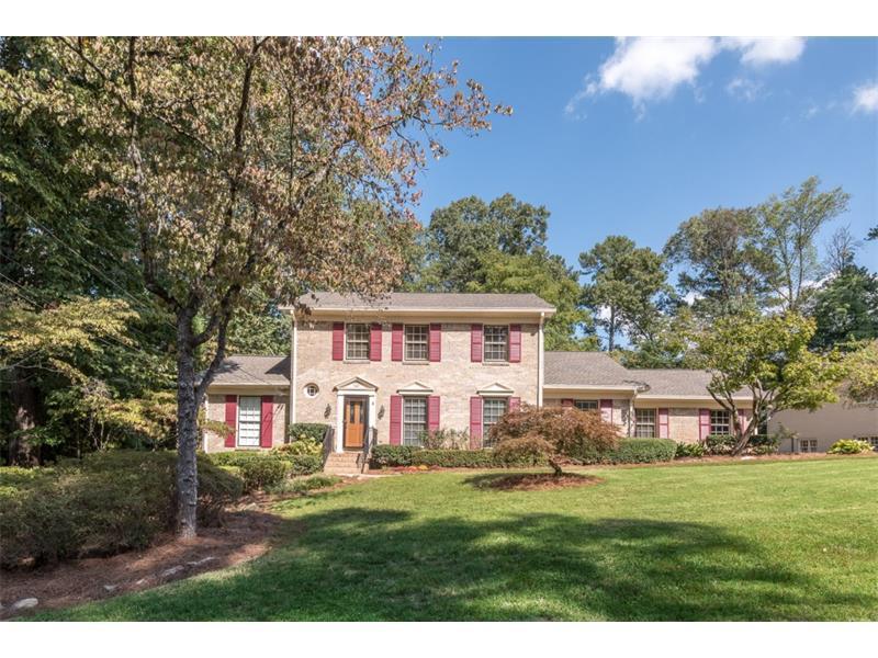 3514 Castlehill Court, Tucker, GA 30084 (MLS #5760517) :: North Atlanta Home Team