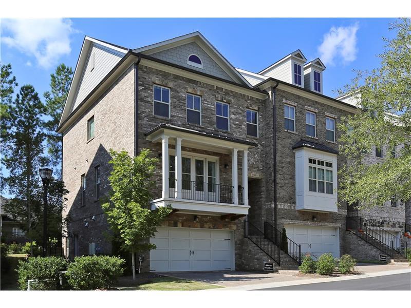 835 Canterbury Overlook #22, Atlanta, GA 30324 (MLS #5760518) :: North Atlanta Home Team