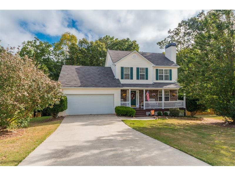421 Winston Manor Drive, Winder, GA 30680 (MLS #5760552) :: North Atlanta Home Team