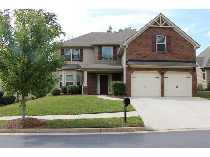 124 Manous Drive, Canton, GA 30115 (MLS #5760578) :: North Atlanta Home Team
