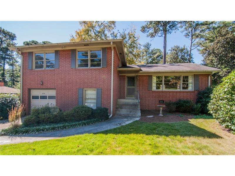 3193 Wynn Drive, Avondale Estates, GA 30002 (MLS #5760785) :: North Atlanta Home Team