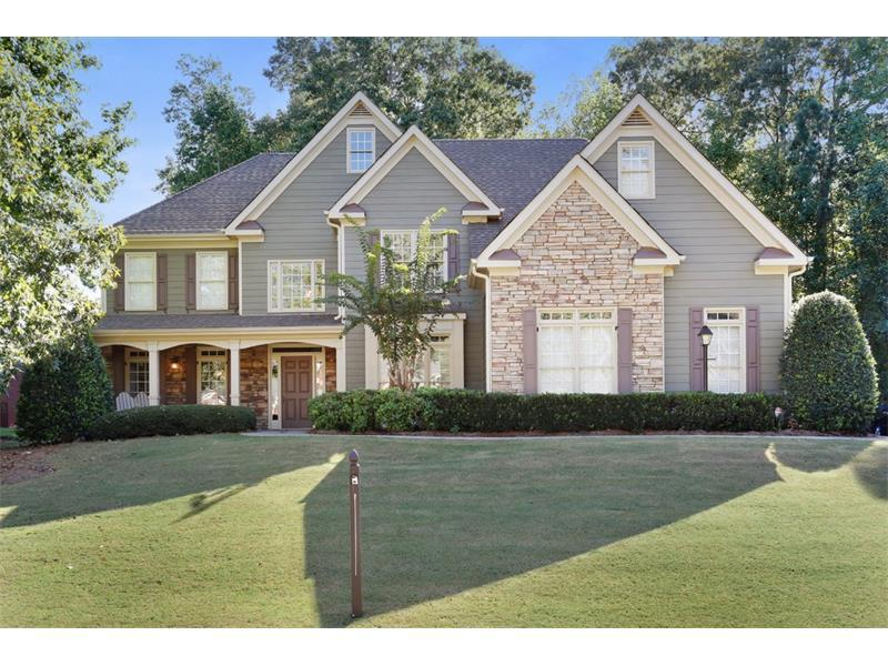 1321 Echo Mill Court, Powder Springs, GA 30127 (MLS #5760814) :: North Atlanta Home Team