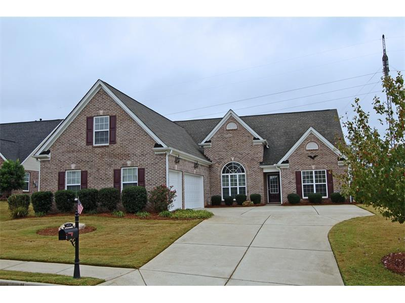 534 Lillian Way, Jefferson, GA 30549 (MLS #5760867) :: North Atlanta Home Team