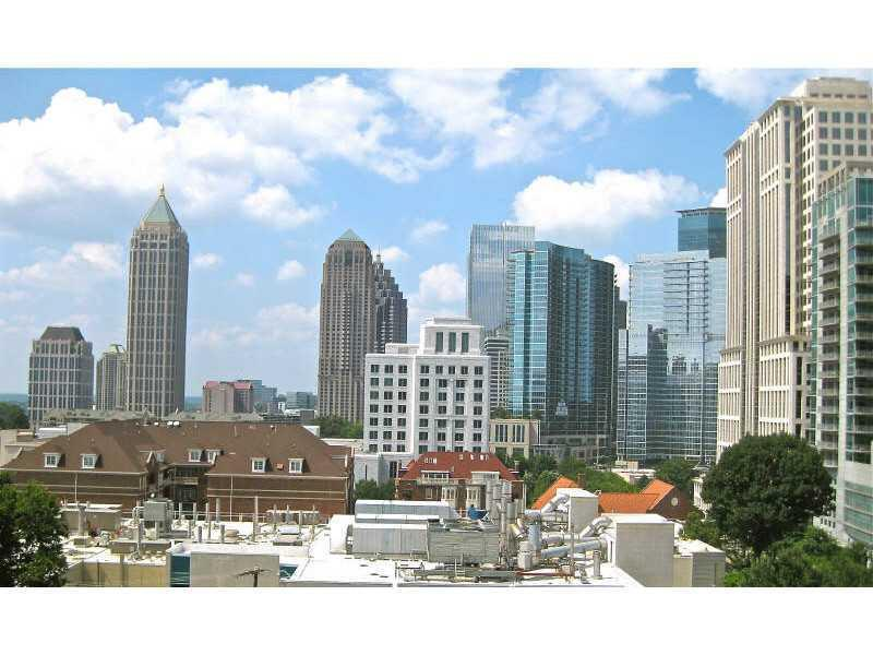 878 Peachtree Street #814, Atlanta, GA 30309 (MLS #5760887) :: North Atlanta Home Team