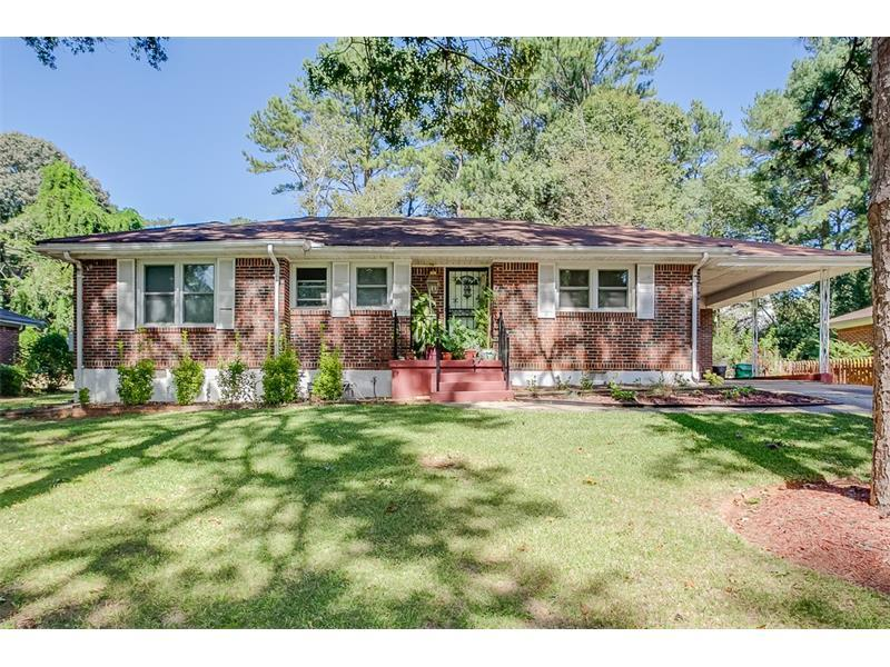 2462 Ousley Court, Decatur, GA 30032 (MLS #5760911) :: North Atlanta Home Team