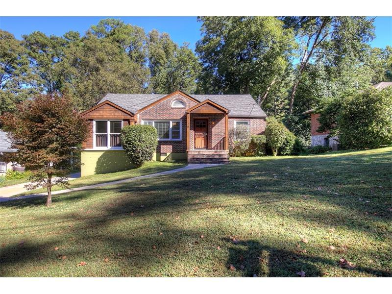 1128 Oakfield Drive, Atlanta, GA 30316 (MLS #5760914) :: North Atlanta Home Team