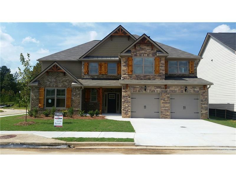 3973 Lagrone Street, Powder Springs, GA 30127 (MLS #5760918) :: North Atlanta Home Team