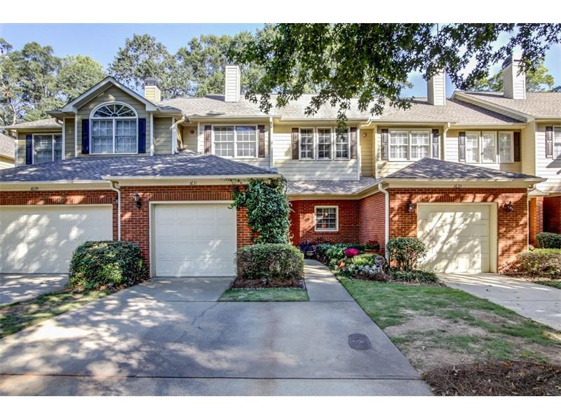 1631 Ivy Spring Drive #1631, Smyrna, GA 30080 (MLS #5760920) :: North Atlanta Home Team