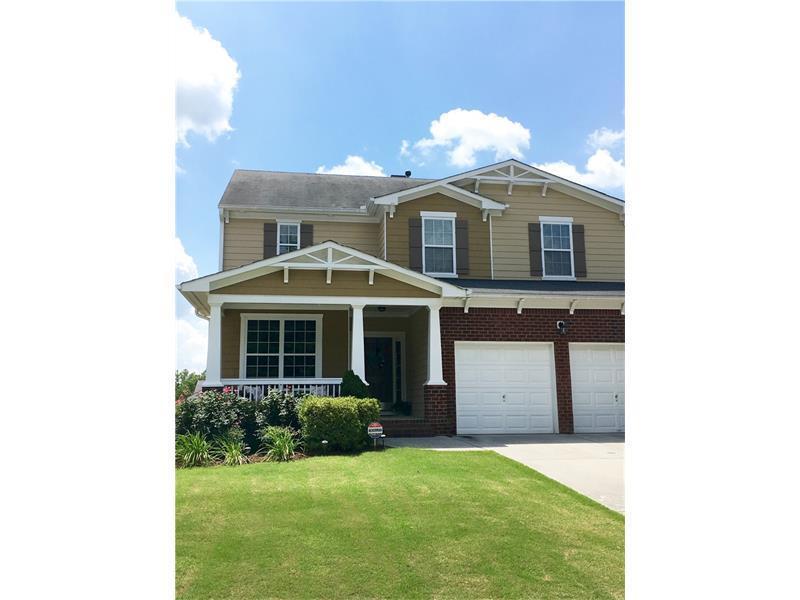 1534 Justine Way, Mableton, GA 30126 (MLS #5760981) :: North Atlanta Home Team