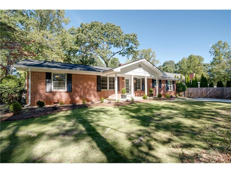 2850 Old Norcross Road, Tucker, GA 30084 (MLS #5760995) :: North Atlanta Home Team