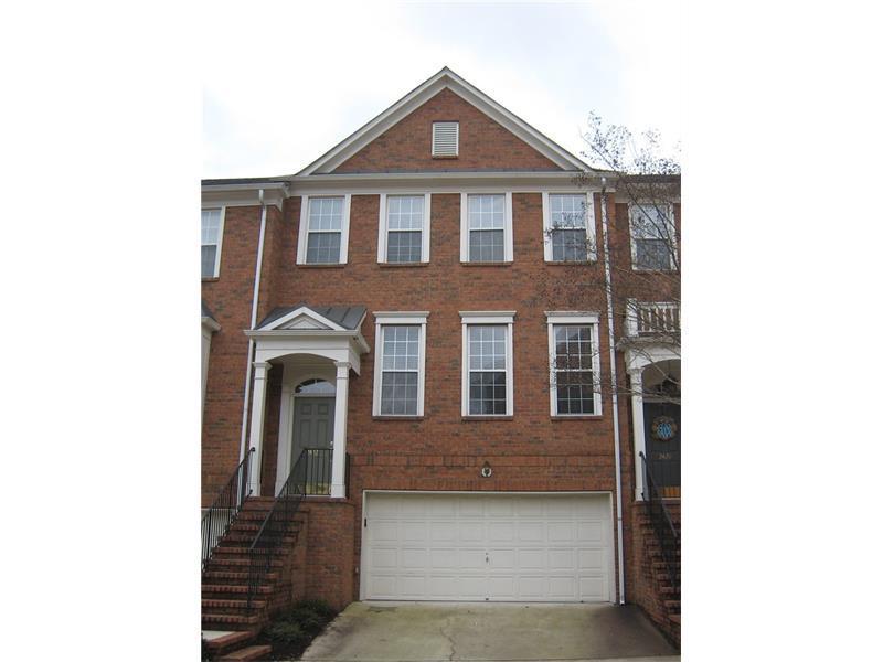 2422 Bridlewood Drive SE #24, Atlanta, GA 30339 (MLS #5761047) :: North Atlanta Home Team