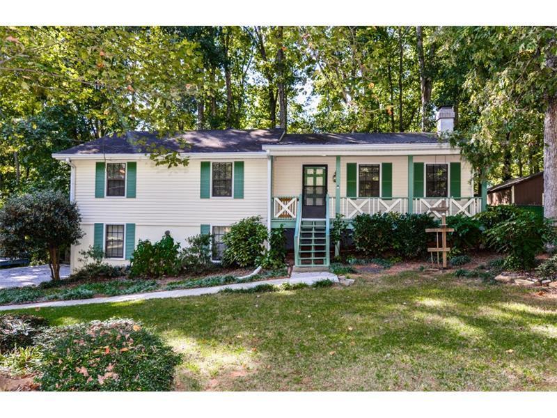 31 Landmark Court, Marietta, GA 30060 (MLS #5761178) :: North Atlanta Home Team