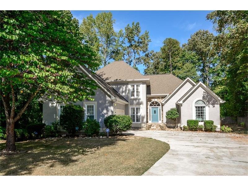 5878 Brookstone Knoll NW, Acworth, GA 30101 (MLS #5761180) :: North Atlanta Home Team