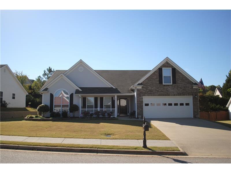 2781 Araglin Drive, Dacula, GA 30019 (MLS #5761202) :: North Atlanta Home Team