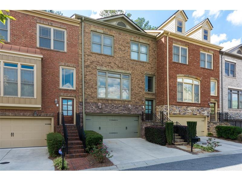 340 Mystic Ridge Lane, Atlanta, GA 30342 (MLS #5761206) :: North Atlanta Home Team